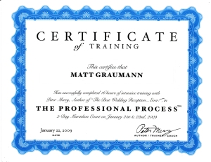 professional-process-certificate