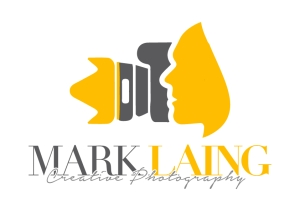 Mark Laing camera logo